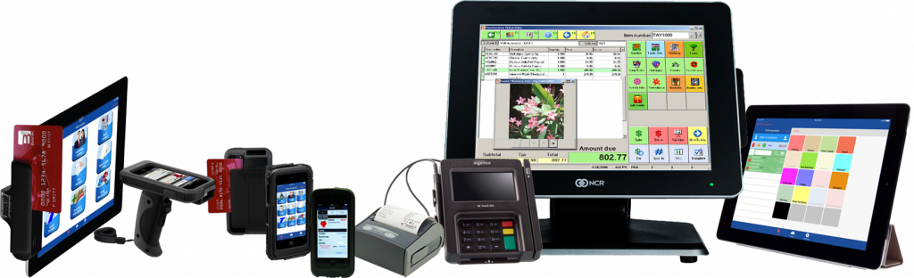 multiple devices mobile pos anywhere